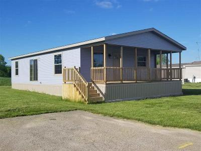 Beaver Dam Single Family Home For Sale: N6550 Hwy 151 #L48