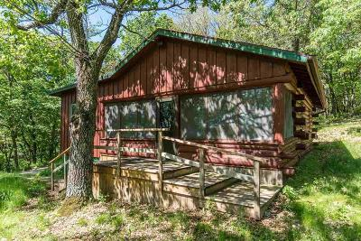 Columbia County Single Family Home For Sale: W8845 Dupless Rd Road