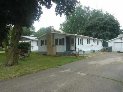 Ripon Single Family Home For Sale: 523 East Oshkosh St Street