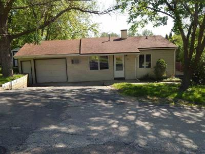Beaver Dam Single Family Home For Sale: 208 Curie St Street