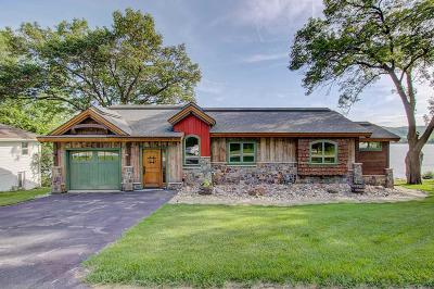 Columbia County Single Family Home For Sale: W11373 County Road V