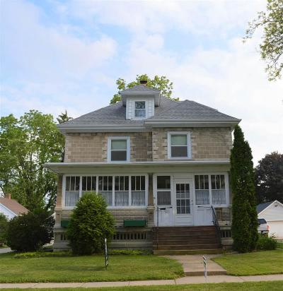 Fond du Lac County Single Family Home For Sale: 545 East Franklin St Street