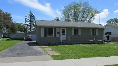 Dodge County Single Family Home For Sale: 811 South Lincoln Ave Avenue