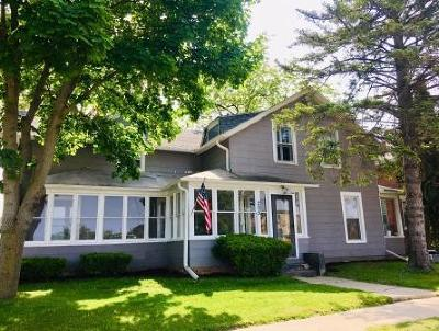 Dodge County Multi Family Home For Sale: 205 North Vine St Street