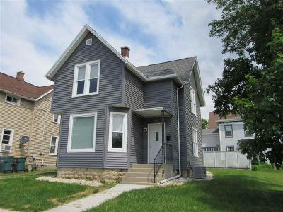 Dodge County Single Family Home For Sale: 204 4th Street Street