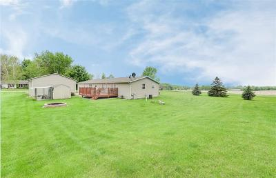 Dodge County Single Family Home For Sale: W9092 Heritage Hills Rd Road