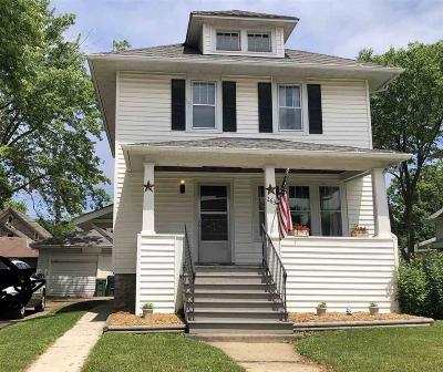 Fond du Lac County Single Family Home For Sale: 263 Gillett St Street
