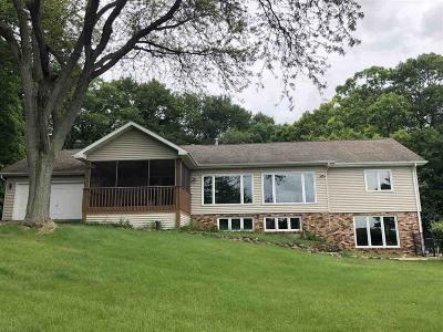 Green Lake Single Family Home For Sale: W3572 Orchard Ave Avenue