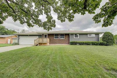 Columbia County Single Family Home For Sale: N2882 Wibu Rd Road