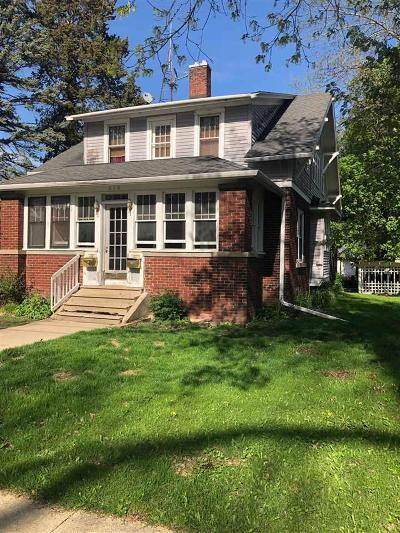 Ripon Multi Family Home For Sale: 615 Watson Street Street