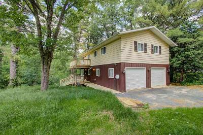 Columbia County Single Family Home For Sale: N9476 Pine Valley Ln Lane