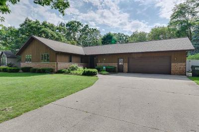 Columbia County Single Family Home For Sale: 515 Oakridge Dr Drive