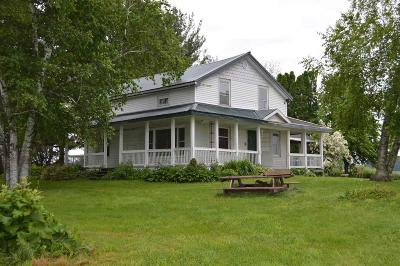 Columbia County Single Family Home For Sale: W14688 Hwy 127