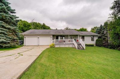 Columbia County Single Family Home For Sale: N1577 Kroncke Rd Road