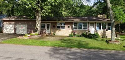 Columbia County Single Family Home For Sale: N3758 Tipperary Rd Road