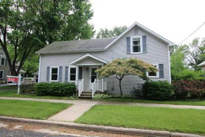 Green Lake Single Family Home For Sale: 529 Hill St Street