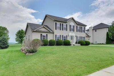 Columbia County Single Family Home For Sale: 621 Sunrise Dr Drive
