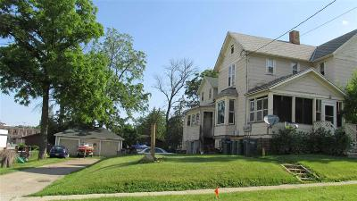 Beaver Dam Multi Family Home For Sale: 110 East Mill St Street