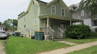 Beaver Dam Multi Family Home For Sale: 116 Henry St Street