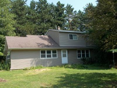Green Lake Single Family Home For Sale: W2398 Hwy 23