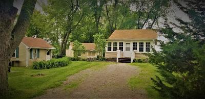 Fox Lake Single Family Home For Sale: N10335 Howard Dr Drive
