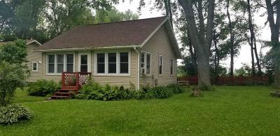 Fox Lake Single Family Home For Sale: N10337 Howard Dr Drive