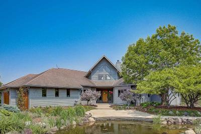 Dodge County Single Family Home For Sale: W8744 County Road Q