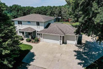 Dodge County Single Family Home For Sale: N8415 Fairway Dr Drive