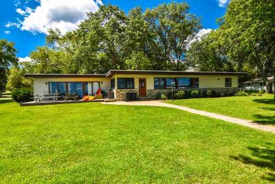 Green Lake County Single Family Home For Sale: N4298 South Lakeshore Dr Drive
