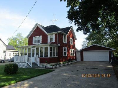 Fairwater Single Family Home For Sale: 104 Elm St Street