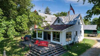 Green Lake County Single Family Home For Sale: W5134 County Road Yy
