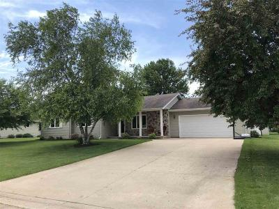 Fall River Single Family Home For Sale: 267 Niehoff Dr Drive