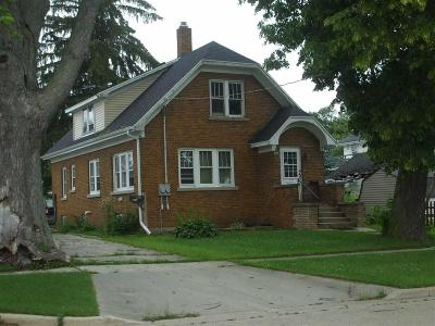 Dodge County Multi Family Home For Sale: 4 Bly St Street