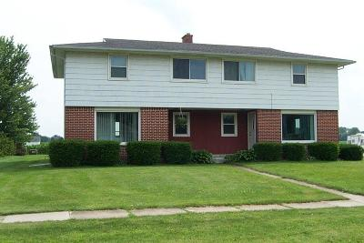 Waupun Multi Family Home For Sale: 909 West Lincoln St Street