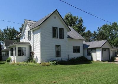 Fairwater Single Family Home For Sale: 505 Main St Street