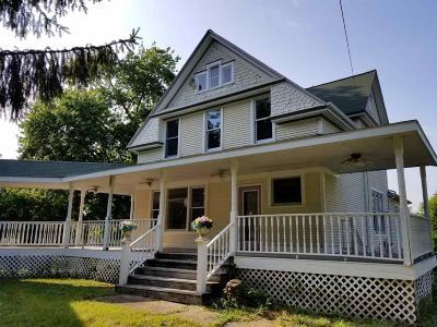 Green Lake Single Family Home For Sale: W974 Sunnyside Rd Road