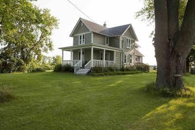 Dodge County Single Family Home For Sale: N5763 High Point Rd Road
