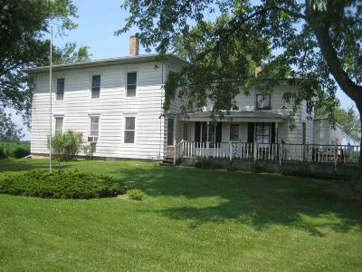 Markesan Single Family Home For Sale: W358 Hwy 44