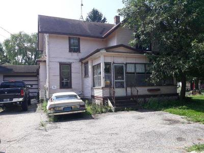 Dodge County Single Family Home For Sale: 112 East State St Street