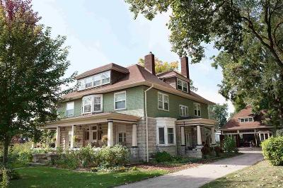 Dodge County Single Family Home For Sale: 1214 North Center St Street