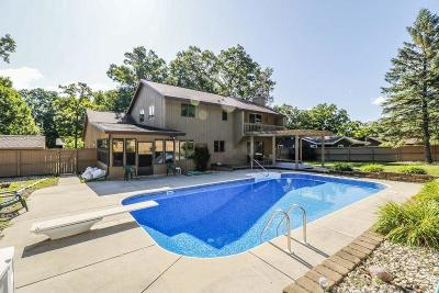 Columbia County Single Family Home For Sale: 535 Oakridge Dr Drive