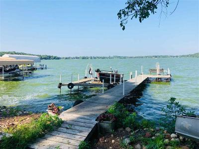 Green Lake County Single Family Home For Sale: N3053 East Little Green Rd Road