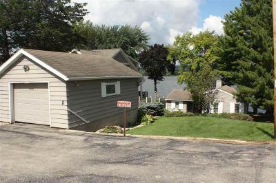 Columbia County Single Family Home For Sale: W12628 Pleasant View Park Rd Road