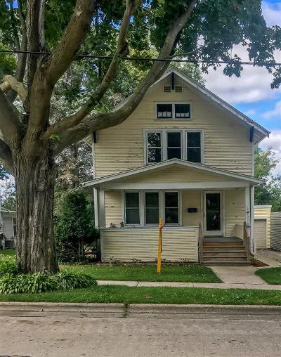 Dodge County Single Family Home For Sale: 206 North Vita Ave Avenue