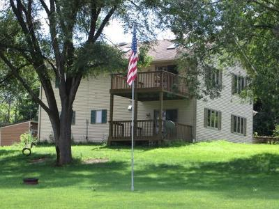 Green Lake County Single Family Home For Sale: N3152 Oak Rd Road