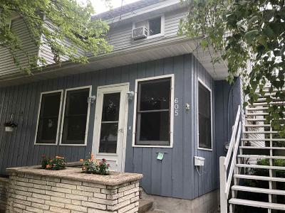 Dodge County Multi Family Home For Sale: 605 & 605-1/2 South Spring St Street
