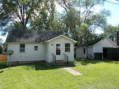 Green Lake County Single Family Home For Sale: 1015 Wilson St Street