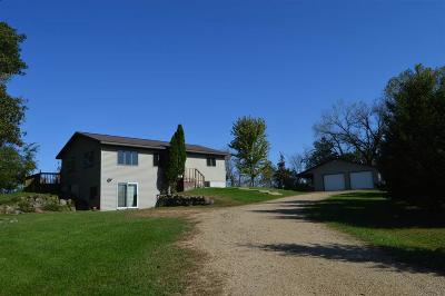 Columbia County Single Family Home For Sale: W6170 Gorman Rd Road