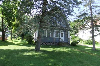 Dodge County Single Family Home For Sale: W12417 Hwy 16/60