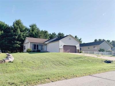 Columbia County Single Family Home For Sale: W10558 River Rd Road